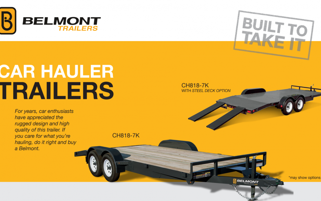 Belmont Car haulers