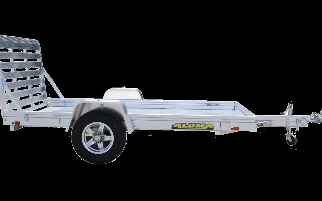 2021 Aluminum Utility Trailer 7210