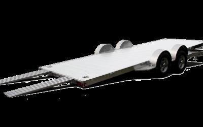 2021 Tandem Utility Trailer 8218H Tilt