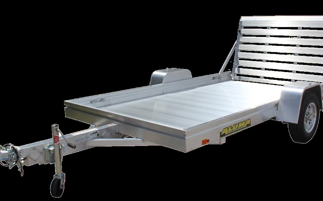 2021 Aluma Utility Trailer 6812H