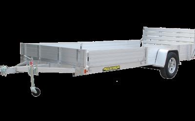 2021 Aluma Utility Trailer 8115
